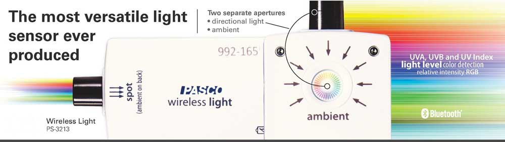 Wireless Light Sensor